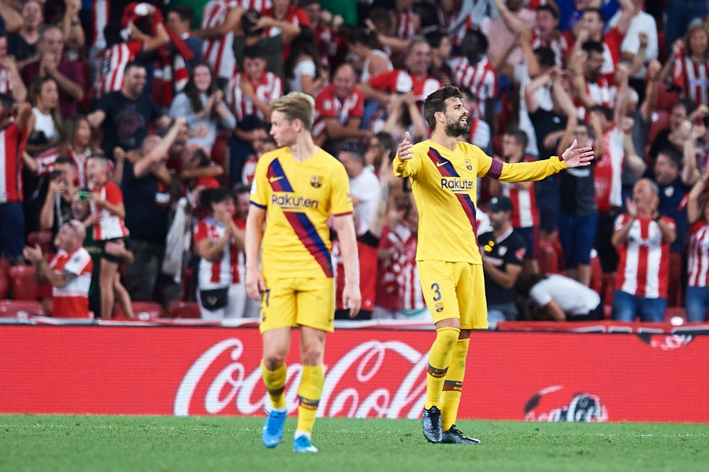 Athletic Club v FC Barcelona La Liga 1566290782