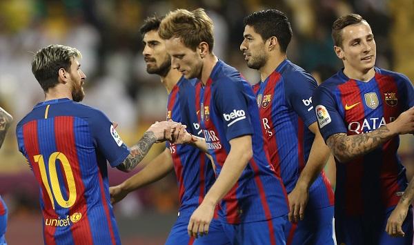 barcelona spiel heute