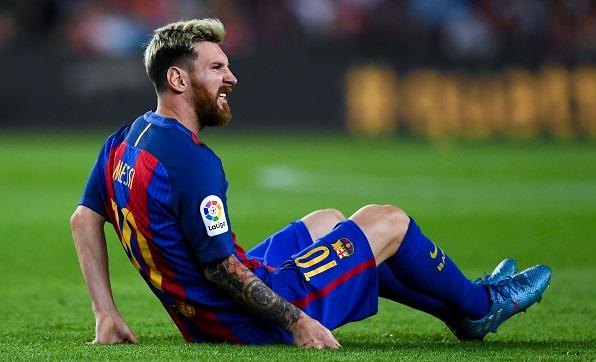 wie hat der fc barcelona gespielt