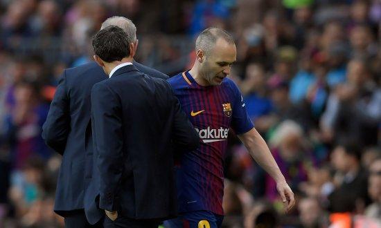 76155654c571dc China ruft  Legende Andrés Iniesta vor Abschied