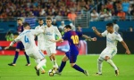 Lionel Messi gegen Real Madrid
