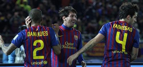 Messi Fabregas Alves