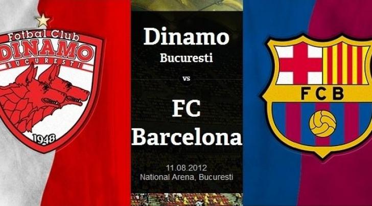 DinamoBukarestvsFCBarcelona