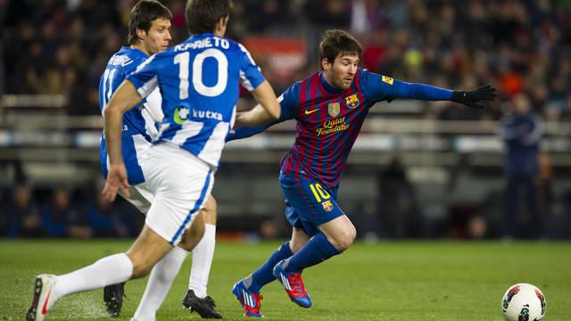Messi Sociedad