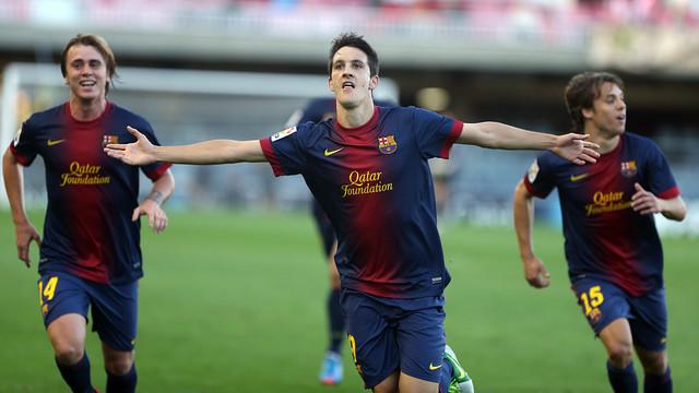 2012-10-13 Barcelona b-Sporting