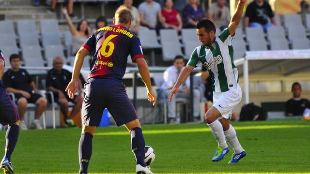 Barcelona B-Cordoba CF