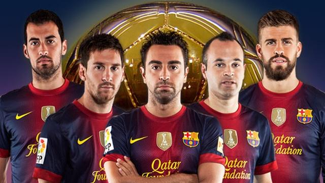 Weltfußballer 2012