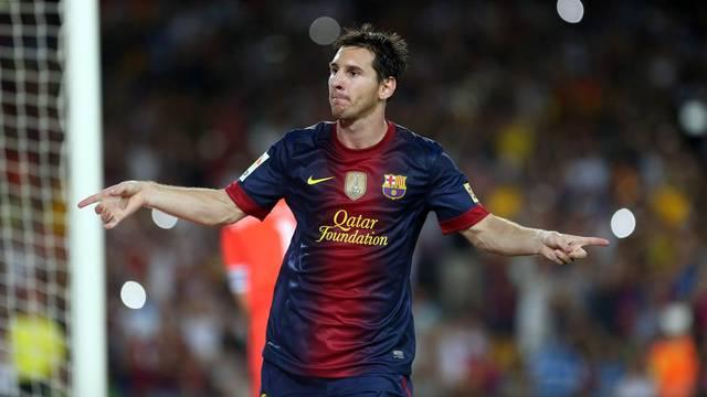 Messi-Jubel