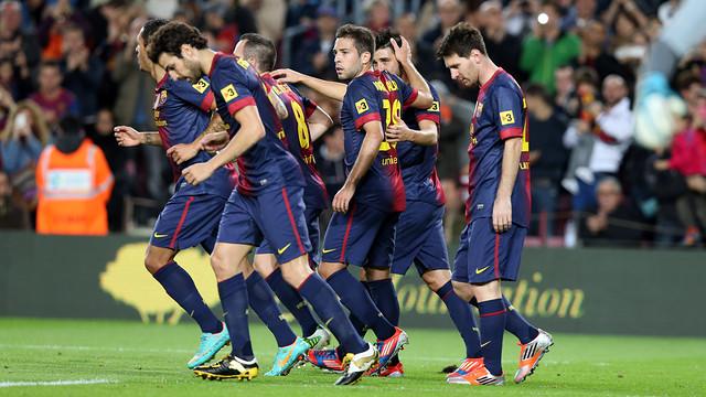 Highlights gegen Celta