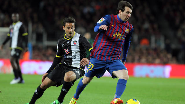 Wissenswertes: UD Levante - FC Barcelona