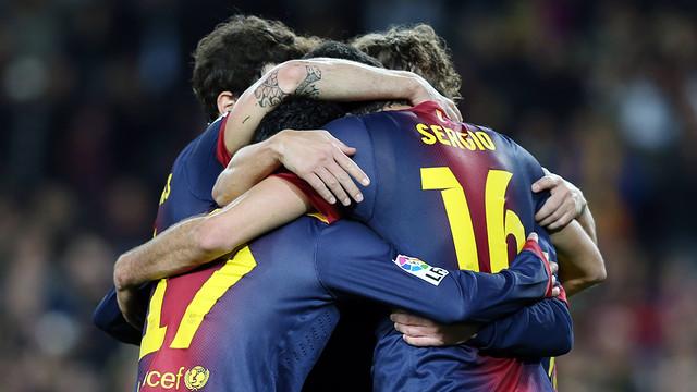 FCBarcelonaSpielertraube