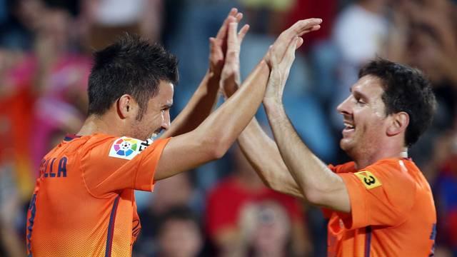 Villa Messi