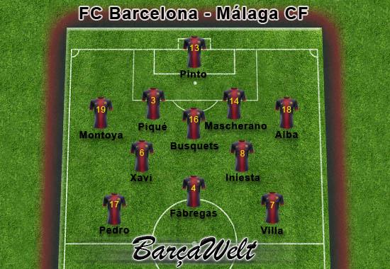 FC Barcelona - Malaga CF 01.06.2013