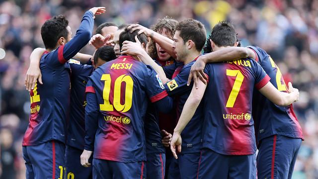 FC Barcelona Fair Play 2013