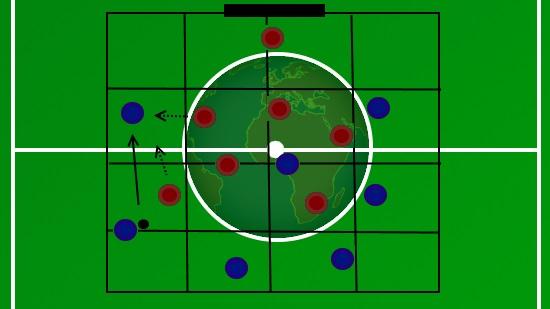 Atlético Training