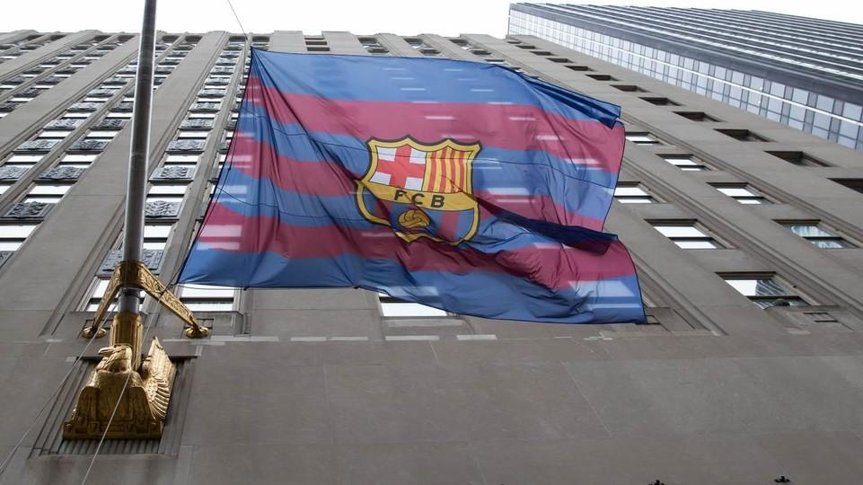 FC Barcelona New York Office Opening