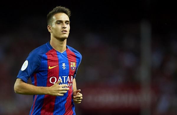 Denis Suarez Barca
