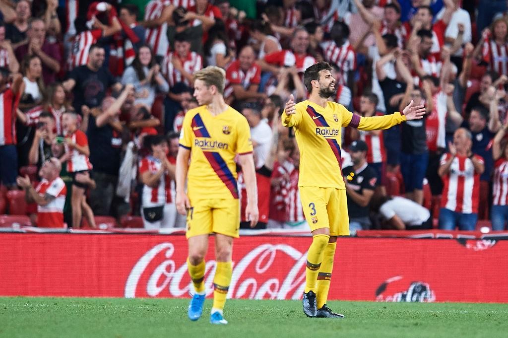 Athletic Club v FC Barcelona La Liga 1566290782