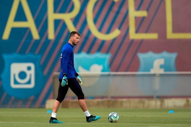JOSEP LAGO/AFP/Getty Images Sport