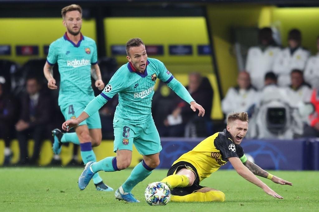 Christian Kaspar-Bartke/Bongarts/Getty Images Sport