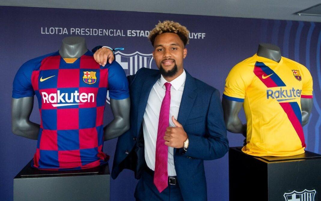 Víctor Salgado - FC Barcelona
