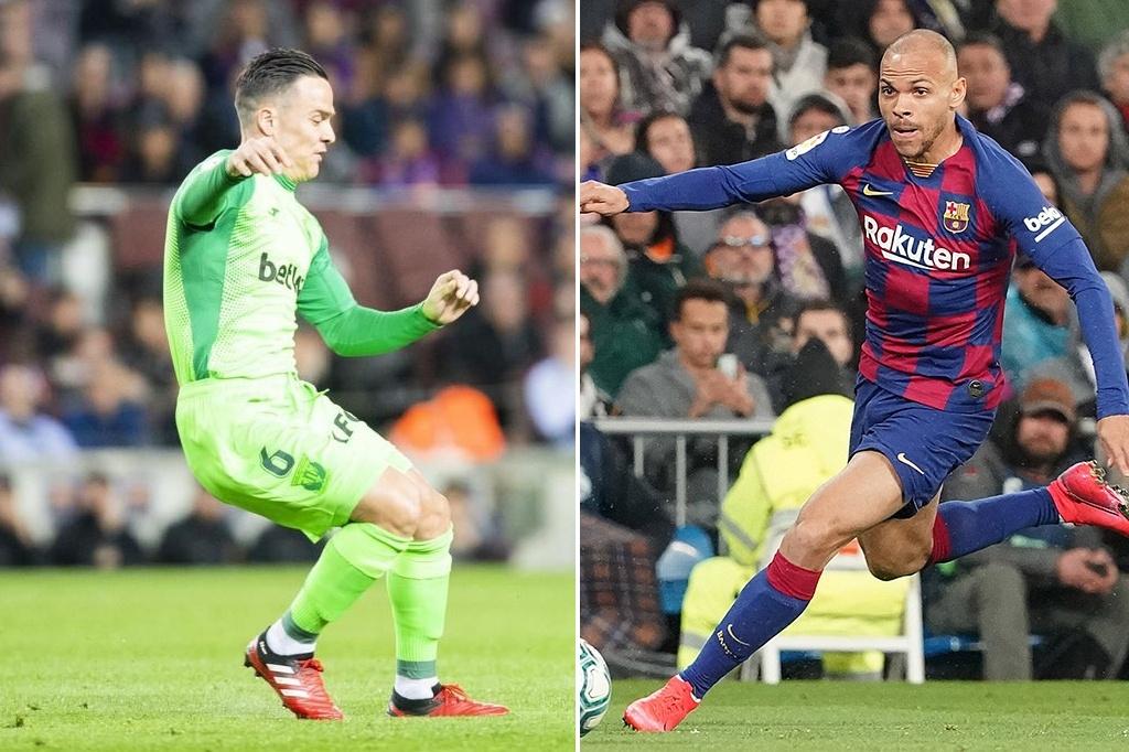 Víctor Salgado/ FC Barcelona/imago images/Alterphotos