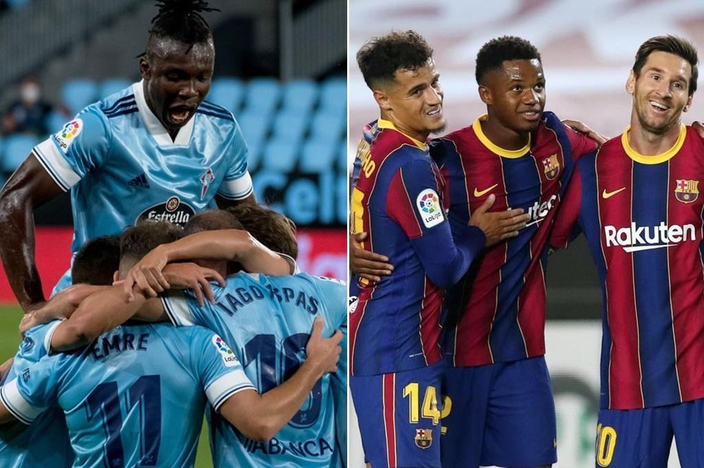 RC Celta / FC Barcelona