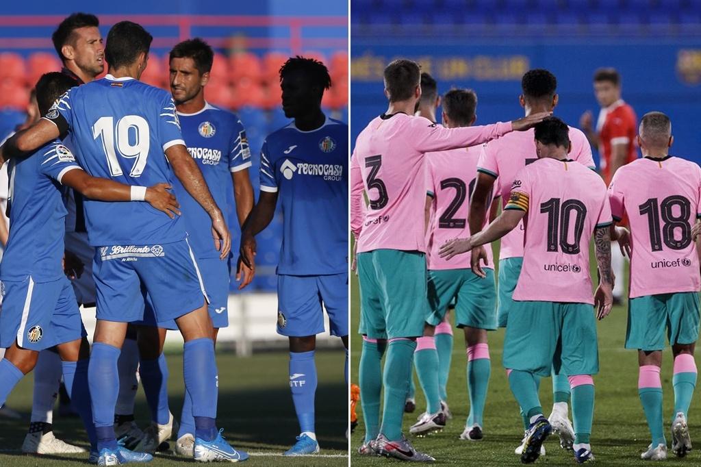 imago images / Cordon Press/Miguelez Sports / FC Barcelona