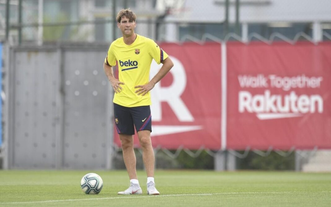 Paco Largo - FC Barcelona