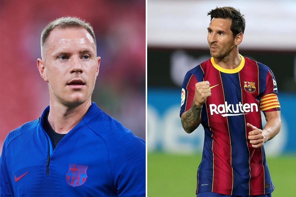 JUAN MANUEL SERRANO ARCE/ Getty Images /FC Barcelona