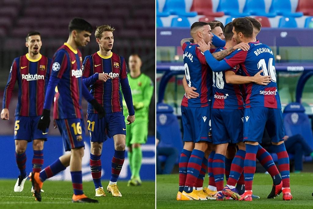 FC Barcelona/ imago images / ZUMA Wire