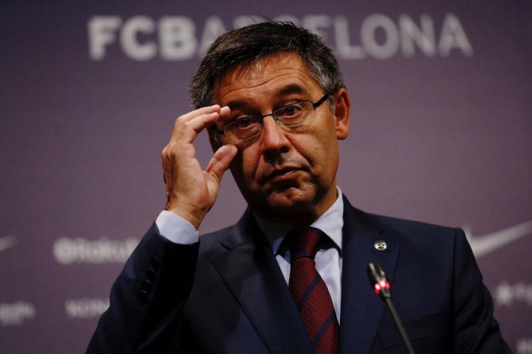Wehrt sich gegen die Vorwürfe von Laporta und Co: Ex-Barça-Präsident Josep Maria Bartomeu.