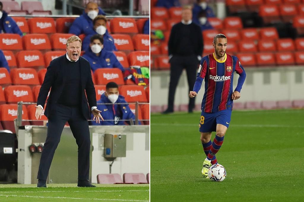 IMAGO / AFLOSPORT / FC Barcelona