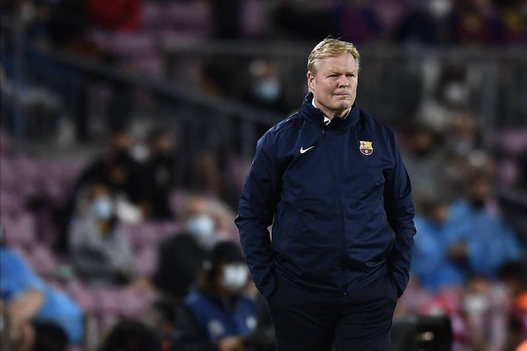 Vor dem Aus als Barça-Trainer: Ronald Koeman