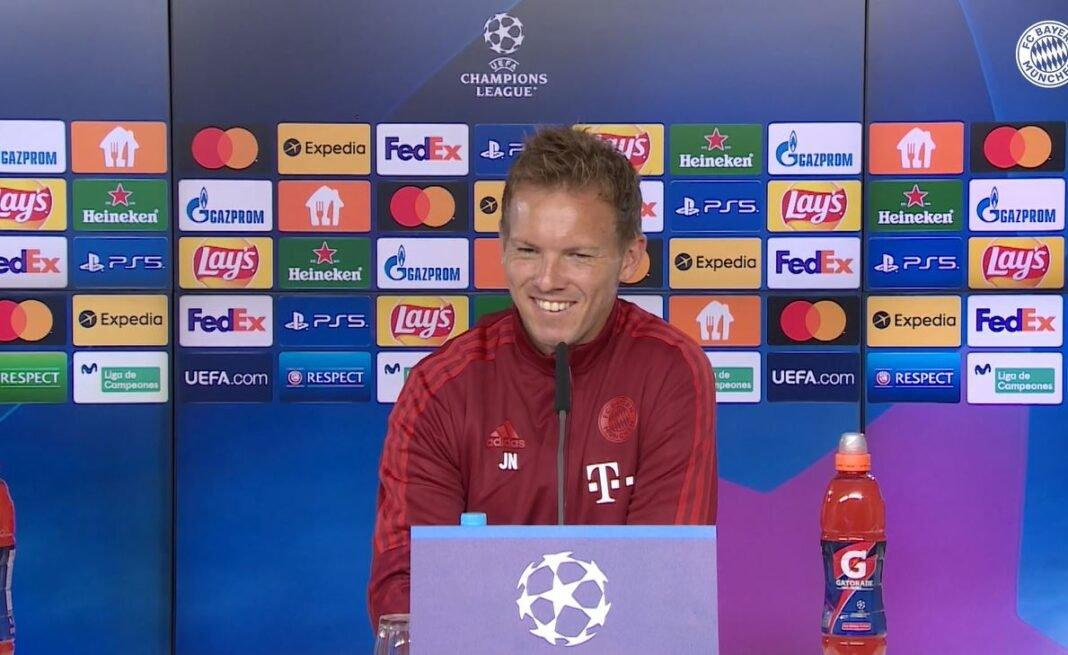 Julian Nagelsmann, Trainer des FC Bayern München