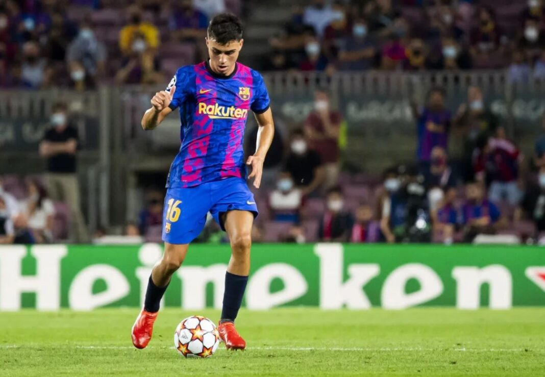 Pedris Vertragsverlängerung beim FC Barcelona steht unmittelbar bevor.
